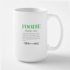 Foodie Definition  Mug