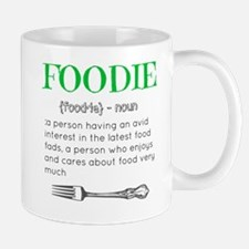 Foodie Definition  Mug