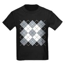 Argyle Design T-Shirt