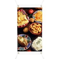 Potato Foods Banner