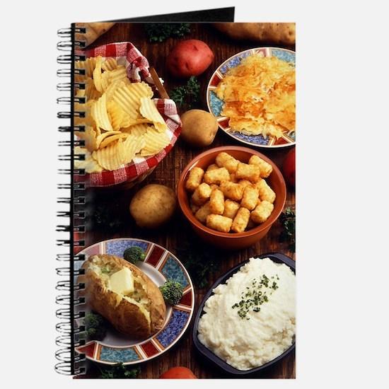 Potato Foods Journal