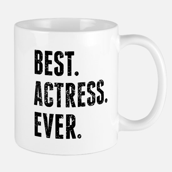 Best Actress Ever Mugs