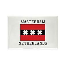 Amsterdam Netherlands Magnets