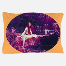 Lady of Shalott Pillow Case