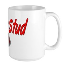 USCG Major Stud Mug