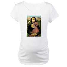 Mona Lisa (new) Weimaraner Shirt