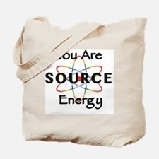 YOU ARE SOURCE ENERGY Tote Bag