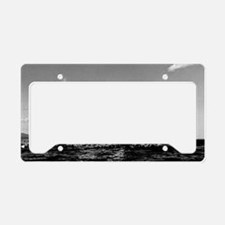 Rockland Harbor Breakwater Li License Plate Holder