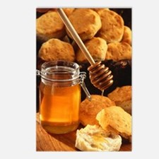 Delicious Honey Jar Postcards (Package of 8)