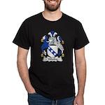 Westby Family Crest Dark T-Shirt