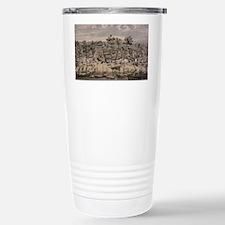 Vintage Pictorial Map o Travel Mug