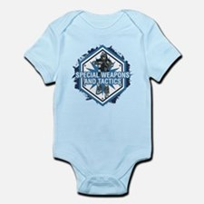 Special Weapons and Tactics Infant Bodysuit