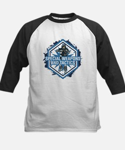 Special Weapons and Tactics Kids Baseball Jersey
