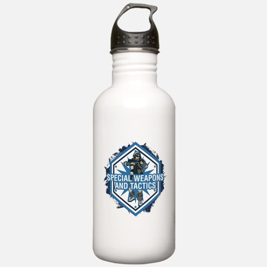 Special Weapons and Ta Water Bottle