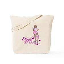 Simply Sissy Tote Bag