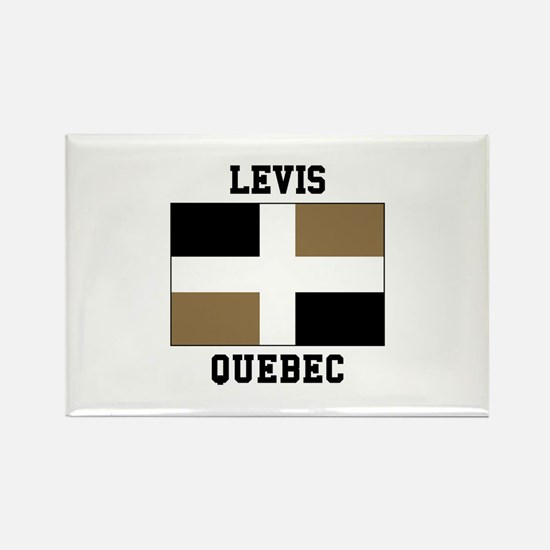 Levis, Quebec Magnets