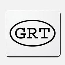 GRT Oval Mousepad