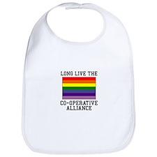 Long Live Co-operative Alliance Bib