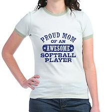 Proud Softball Mom T