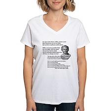 """Quo Usque Tandem..."" Shirt"