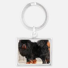 Mastif Landscape Keychain