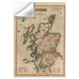 Scotland Wall Decals
