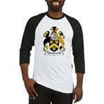 Wentworth Family Crest Baseball Jersey