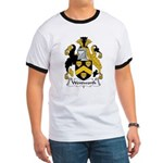 Wentworth Family Crest Ringer T