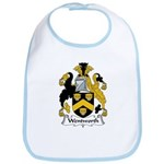 Wentworth Family Crest Bib
