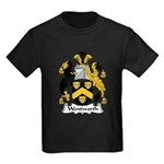 Wentworth Family Crest Kids Dark T-Shirt