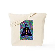 Chakra Energy Tote Bag