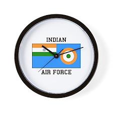 Indian Air Force Wall Clock