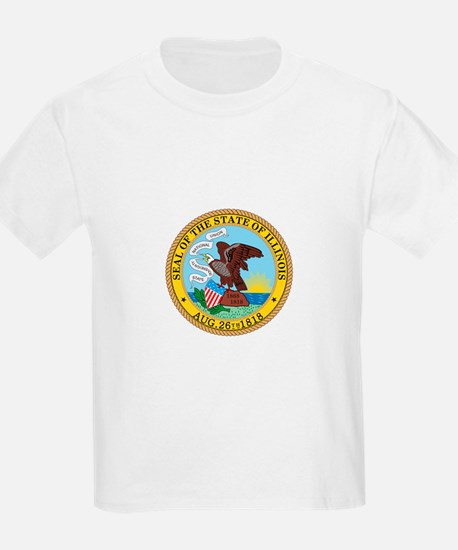 Illinois State Seal T-Shirt