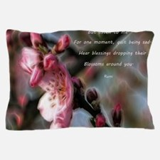 Poem from Rumi 2 Pillow Case