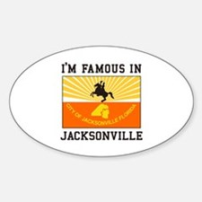 Famous Jacksonville Decal