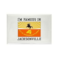 Famous Jacksonville Magnets