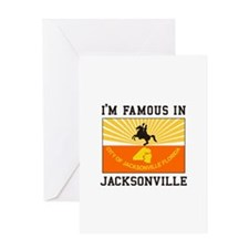 Famous Jacksonville Greeting Cards