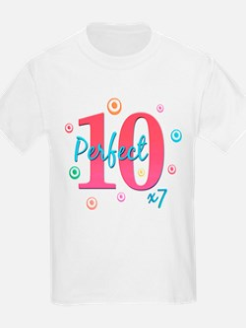 Perfect 10 x7 T-Shirt