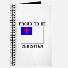 Proud To Be Christian Journal