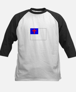 Christian Flag Baseball Jersey