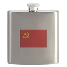 Chinese Communist Party Flask