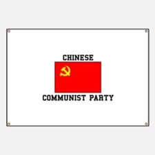 Chinese Communist Party Banner