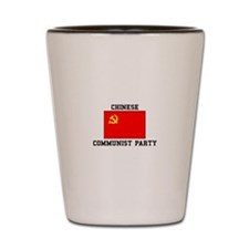 Chinese Communist Party Shot Glass