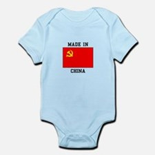 Made In China Body Suit