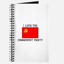 I Love Communist Party Journal