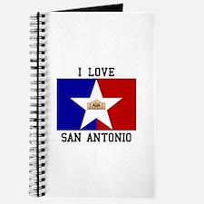 I Love San Antonio Journal