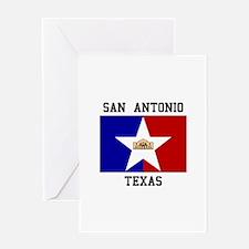 San Antonio Texas Greeting Cards
