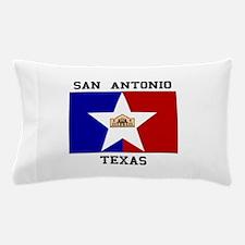 San Antonio Texas Pillow Case