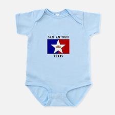 San Antonio Texas Body Suit