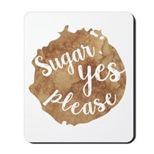 Sugar maroon 5 Design Mousepad